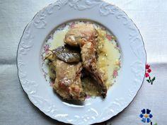 Receta Conejo en salsa de cebolla y aromáticas, por AliciaHierbabuena - Petitchef