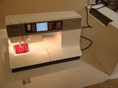 Pfaff Expression 3.0 Sewing