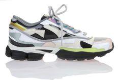 raf simons - adidas - sneakers - trainers - metallic - pastel - fashion - loveitttttttt
