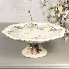 The Aviary Cake Stand at lisaangel.co.uk