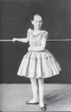 Anna Pavlova.
