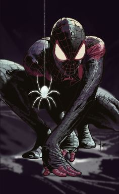 (Spider-Man by Dave Seguin)