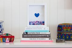 Your mom will love this handmade confetti-filled frame.