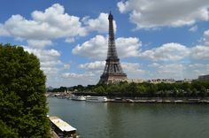 Paris in Île-de-France Paris Skyline, Tower, Building, Travel, Ile De France, Rook, Viajes, Computer Case, Buildings