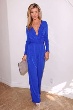 Cute 25+ Blue jumpsuits - Miladies.net