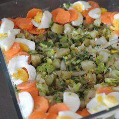 Misafir ağırlamaların vazgeçilmez ikramı! Bu kolay patates salatası tarifi ni evinizdeki kolay malzemelerle uygulayabilirsiniz.