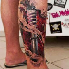 biomechanics tattoos