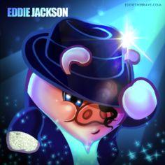 Un poco de pop para el Rey del Pop.  También puedes seguirme en twitter!: http://twitter.com/EddieTheBrave @Eddie The Brave