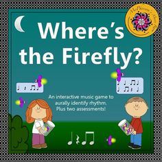 What a fun music game! Your elementary music students will be begging to play the interactive game again and again! Excellent music education resource!