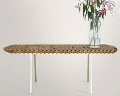Sahara's Atlas Mountains Inspired Dining Table (3)