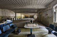 Place Hacking an Abandoned Bowling Alley