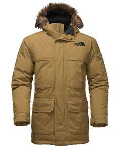 9e584b2545 The North Face Men s Mcmurdo Parka III NF0A33RFD9V - Runnwalk Mens Winter  Parka