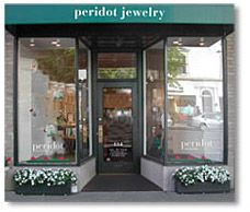 All of our wedding jewelry is from Peridot Fine Jewelry in Greenwich, CT and Larchmont, NY!  www.peridotfinejewelry.com