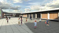 TFG 2014 - Centro de Atendimento a Crianças com TGD - Edifício de atendimentos