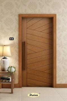 House Main Door Design, Flush Door Design, Main Entrance Door Design, Wooden Front Door Design, Bedroom Door Design, Door Design Interior, Modern Wooden Doors, Flush Doors, Deco Originale