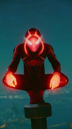 All Spiderman, Amazing Spiderman, Hero Wallpaper, Marvel Wallpaper, Marvel Comic Character, Marvel Characters, Tails Sonic The Hedgehog, Marvel Paintings, Space Artwork