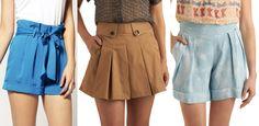 Cute, cute aaand cute (pleated shorts/ skirt)