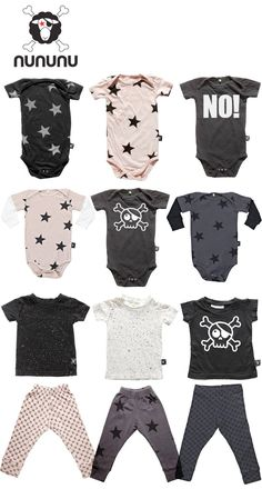 minor de:tales: Nununu Baby SS13 @ A Little Bit of Cheek; so would put my child in these