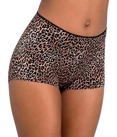 d7dd5acf246 TC Fine Intimates Wonderful Edge Boyshort SMALL Leopard   You can get  additional details at the