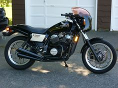 One Clean Honda Ascot VT-500