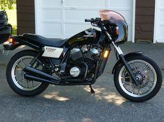 One Clean Honda Ascot VT-500