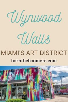Florida Tourism, Florida Travel Guide, Florida Beaches, Best Vacations For Couples, Couples Vacation, Famous Street Artists, Famous Art, Wynwood Walls Miami, Free Admission