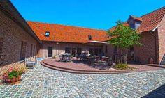 Courtrai : 1 à 3 nuits, petit déjeuner et location de vélos à la maison de ferme carrée 'B&B Het Bintjeshof' pour 2 pers