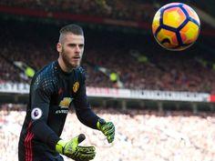Jose Mourinho 'to use pursuit of Toni Kroos to keep David de Gea at Man United'