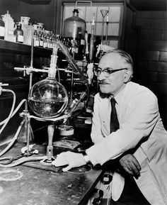 Selman Waksman, who was awarded the Nobel Prize in Medicine for developing 22 antibiotics—most notably Streptomycin.