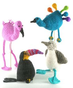 from knitting at knoon (patternfish) all 4 patterns 12.00. oh I need this.