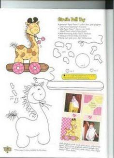 Tengo moldes y Diseños de Goma Eva | Aprender manualidades es facilisimo.com