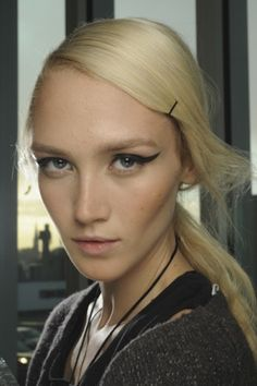 Beauty: The Eyes Have It. Jonathan Saunders.