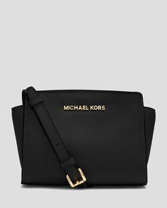 MICHAEL Michael Kors Crossbody - Mini Selma   Bloomingdale's