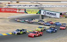 Infineon Raceway- NASCAR! - Sonoma, California