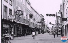 Ginnekenstraat Breda (jaartal: 1980 tot 1990) - Foto's SERC