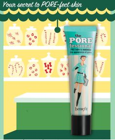 Repin to win porefessional & post to Twitter with #benesweetshoppe on 6th Dec