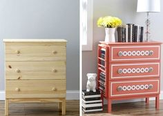 IKEA Dresser Upgrade