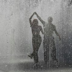 I want to dance in the rain with my true love.. <3