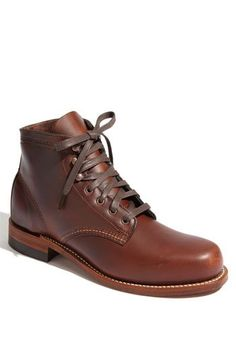 Wolverine 1000 mile boot 350 Nordstrom (leather outsole)