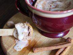 Paleo Cinnamon Bun in a Mug