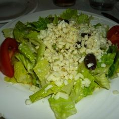 Nora's Italian Cuisine - Las Vegas, NV, United States. House Side Salad with Italian Dressing II
