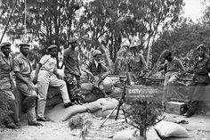 Mercenaries In Congo.