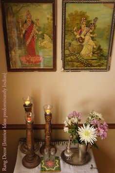 Rang-Decor {Interior Ideas predominantly Indian}: While I patiently wait for Spring. Gypsy Home Decor, Ethnic Home Decor, Indian Home Decor, Indian Decoration, Indian Room, Decorating Blogs, Interior Decorating, Interior Ideas, Arabesque