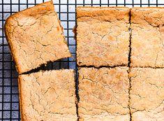 Vegan Mochi Cake - Ellie Likes Cooking Vegan Treats, Vegan Desserts, Vegan Recipes, Butter Mochi, Mochi Cake, Glutinous Rice Flour, American Desserts, Decadent Cakes, Traditional Cakes