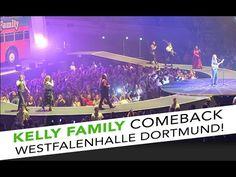 KELLY FAMILY • Comeback Konzert • Westfalenhalle Dortmund • 19.5.2017 • ...