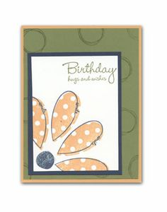 Stamper's Showcase Birthday Cards, Stampin Up, Card Ideas, Greeting Cards, Bday Cards, Anniversary Cards