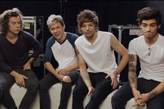 Exclusive One Direction Video! Watch the Guys Reveal All the Stuff You DON'T Want to Know About Tour Life