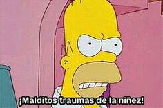 53 Ideas For Memes Graciosos De Los Simpson Simpsons Frases, Memes Simpsons, The Simpsons, Memes In Real Life, Life Memes, Life Humor, Homer Simpson, Memes Funny Faces, Freaky Memes