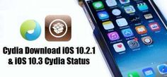 urrently, iOS 10.3 is a beta download available with it's initial version. But as jailbreaking has arrested the users' mind with the invent of TaiG, iOS 10.3 Cydia download too now questions even days away from its public release. So what can be the state of Cydia download and Apps for upcoming iOS 10.3? Will the same TaiG go to add support for 10.3 Cydia download?