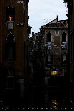 matericlook.com VeniceChineseMafia Venice, view #photography #art #social #venice #darkness #contrast